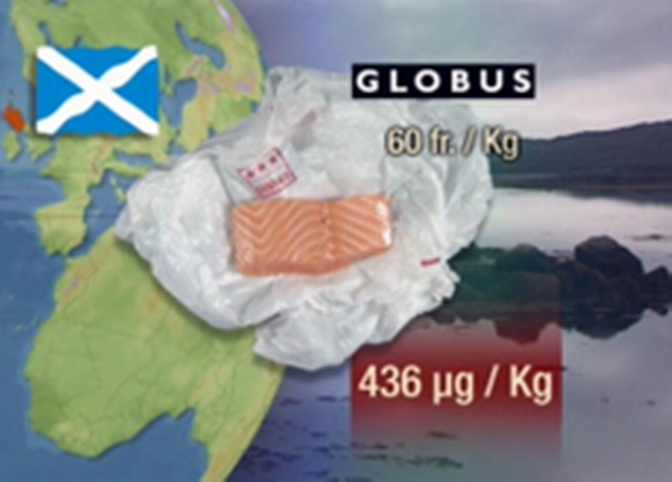 Globus - Ecosse