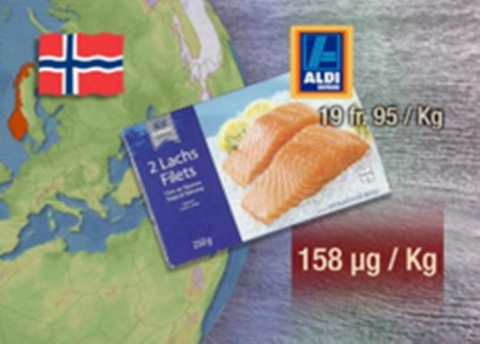 Aldi - Norvège