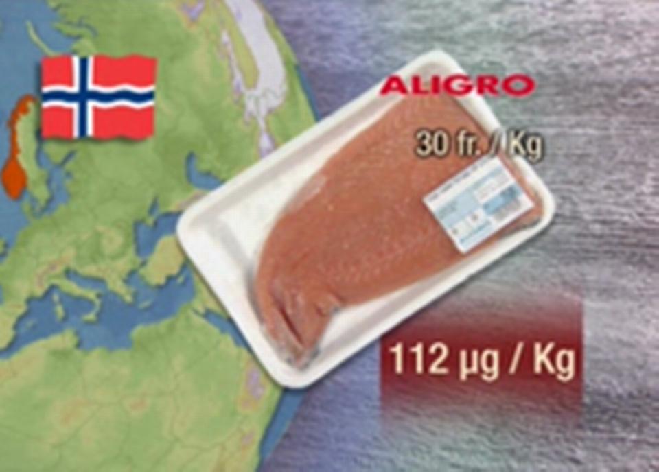 Aligro - Norvège