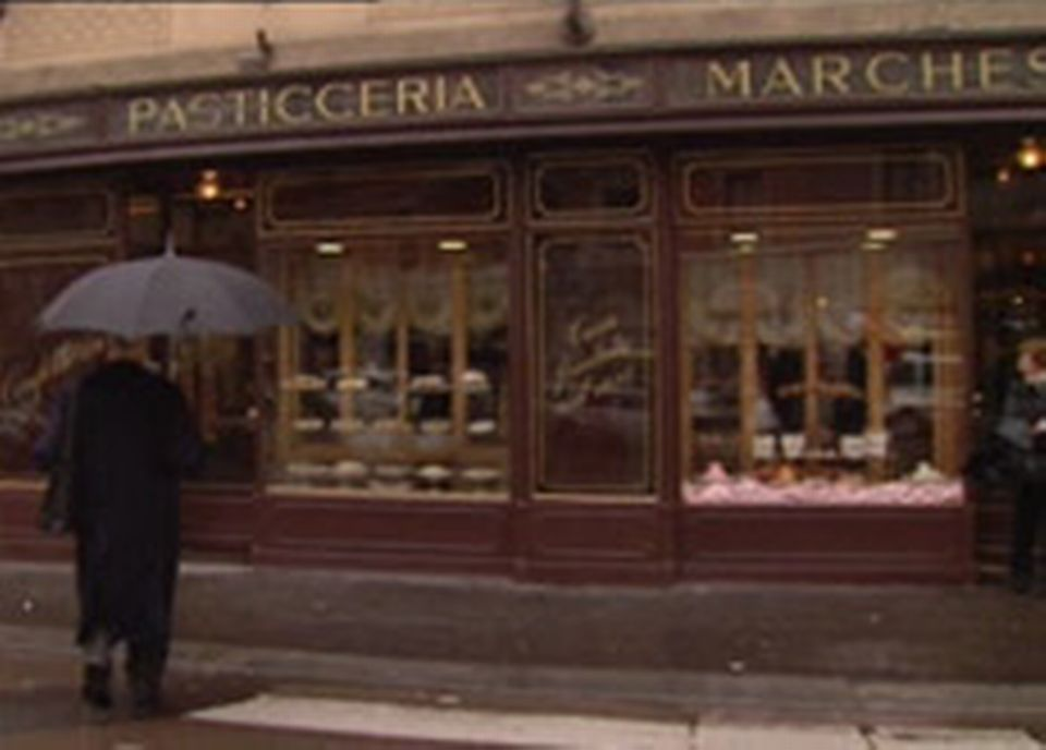 La pâtisserie Marchesi