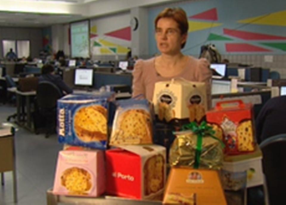 Emanuela Bianchi, technicienne alimentaire à Altro cunsumo