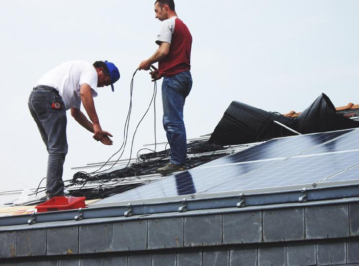 Coup de pouce de berne aux petites installations photovolta ques s - Les installations photovoltaiques ...