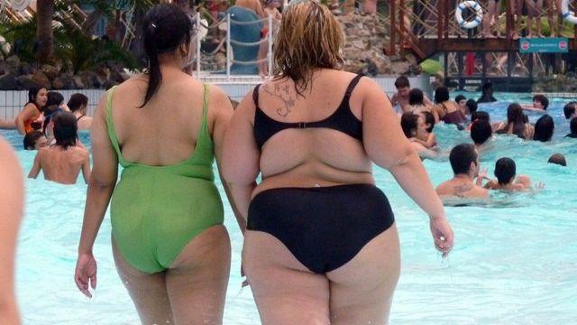 La loi sur l'encouragement au sport est destinée à éviter l'obésité, surtout chez les jeunes. [Charles Platiau - Reuters]