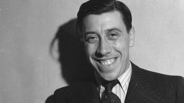Le chanteur et acteur français Fernandel. [Martinie / Roger-Viollet - AFP]