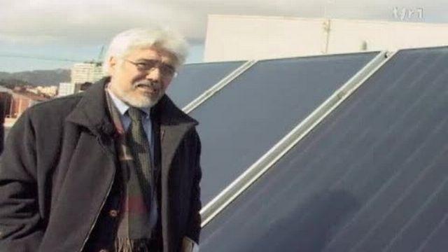Espagne: énergie solaire