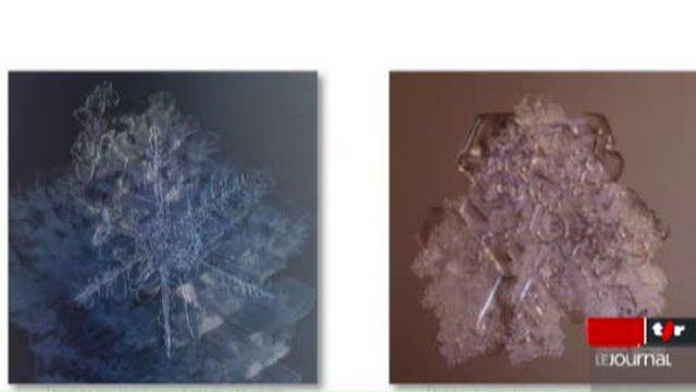 Le Minimag: découverte de la neige, un des matériaux les plus complexes à analyser