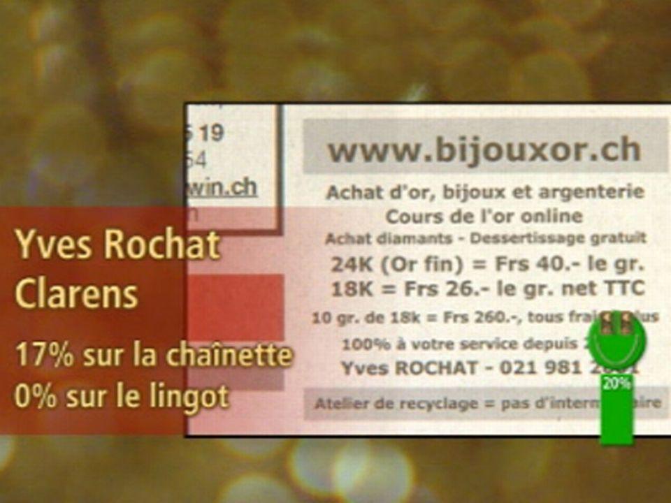 Vert: Yves Rochat, Clarens