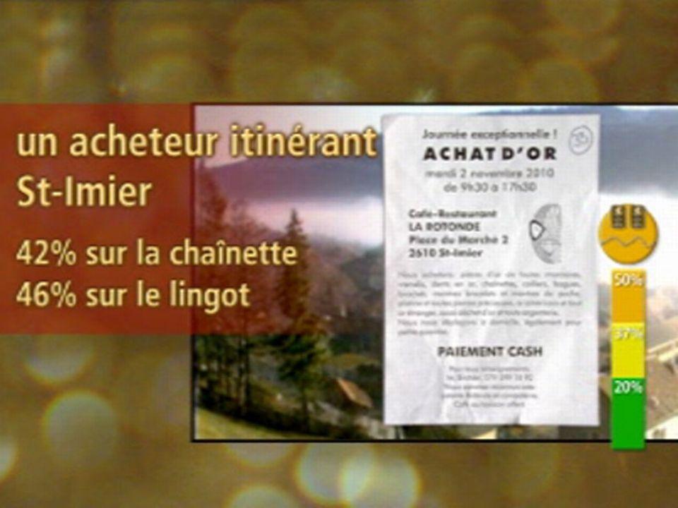 Orange: acheteur itinérant, St-Imier