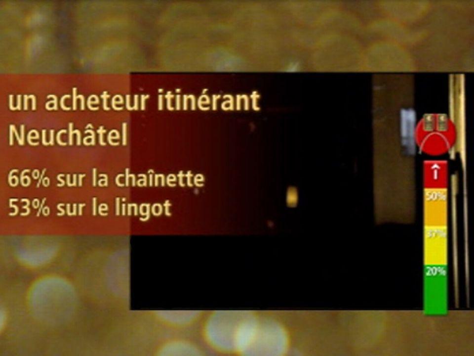 Rouge: acheteur itinérant, Neuchâtel