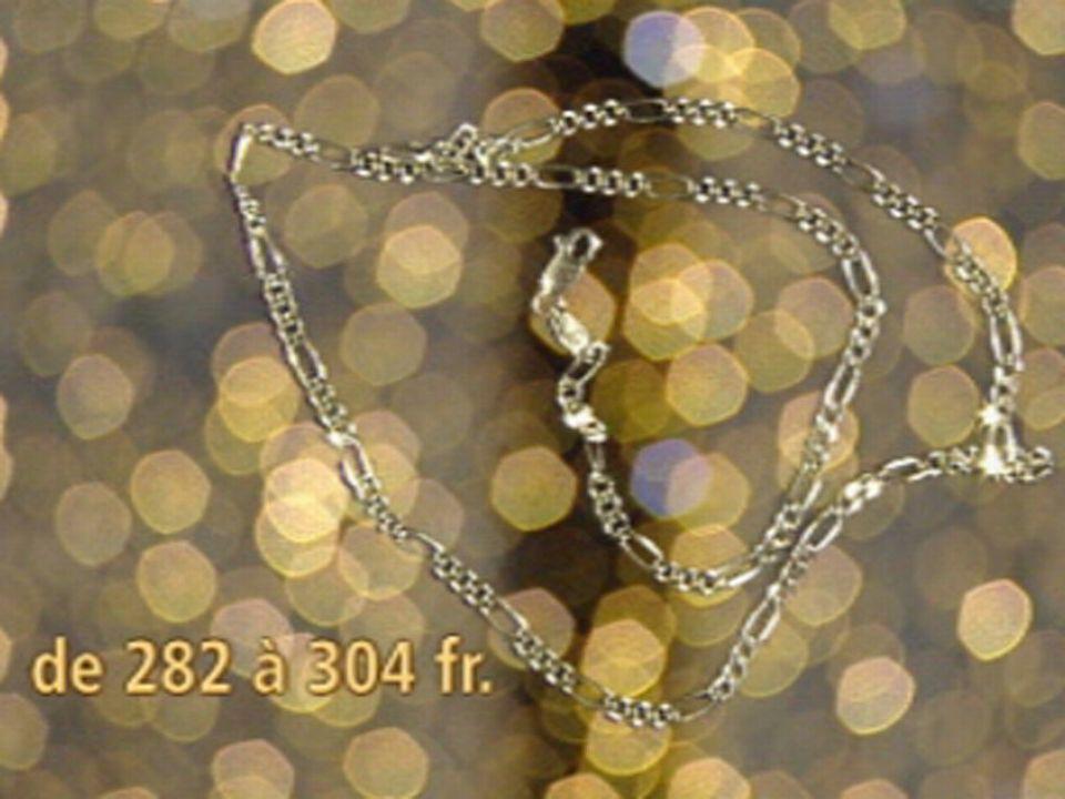 Chaînette en or 18 carats, 9.19 grammes