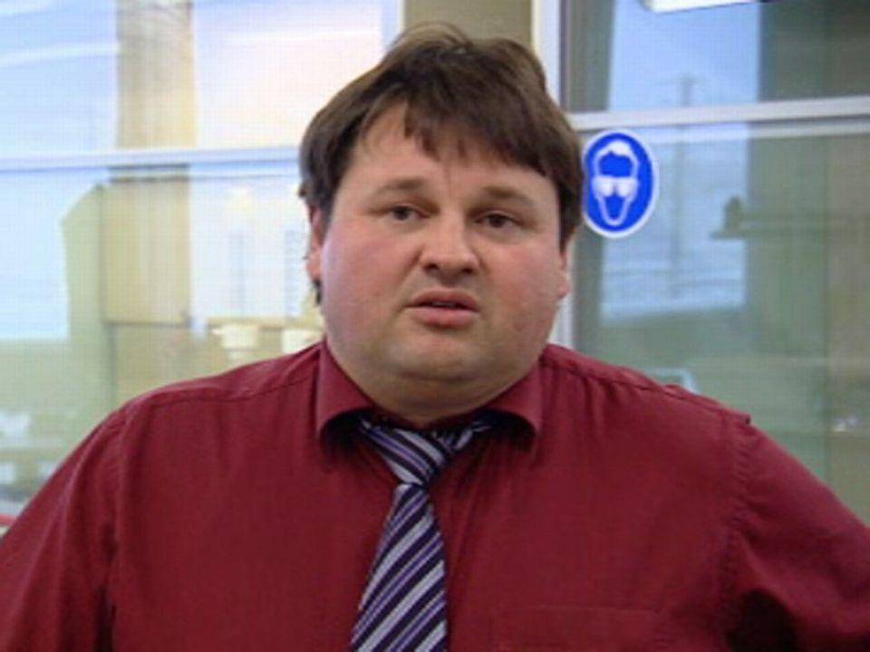 Fabrice Schafer, chef de bureau, administration fédérale des douanes AFD