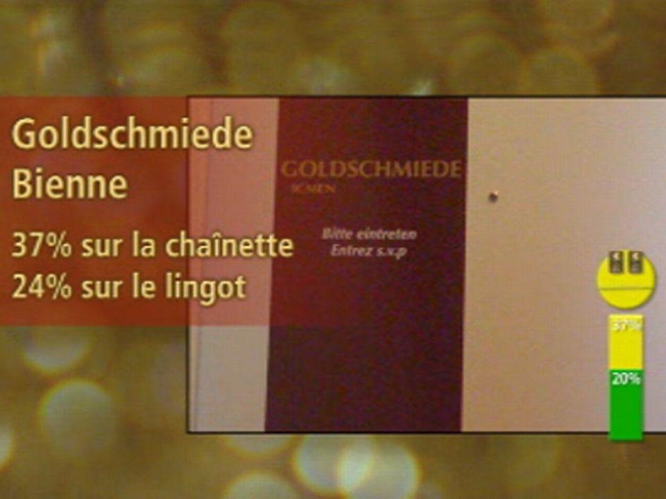 Jaune: Goldschmiede, Bienne