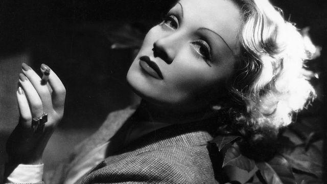 Marlene Dietrich. [The Picture Desk/ AFP]