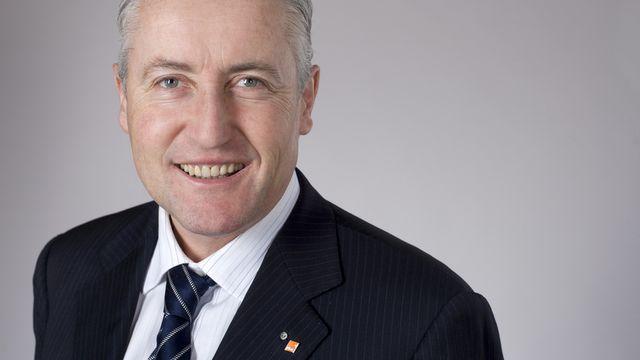 Luc Barthassat, conseiller national (PDC/GE). [Gaetan Bally - Keystone]