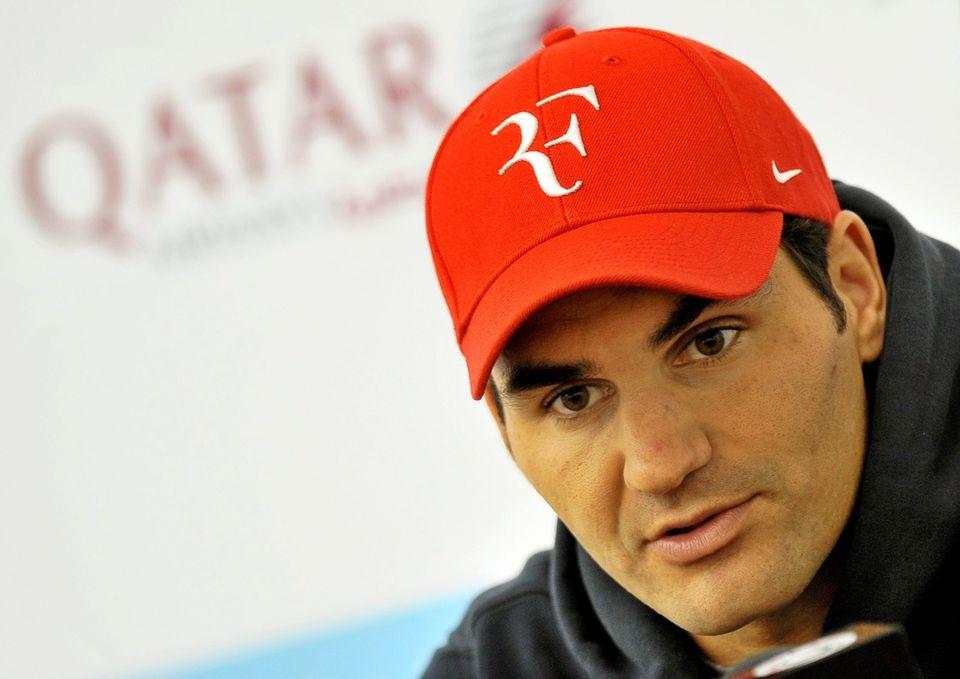 Roger Federer veut explorer de nouvelles voies en 2011. [STRINGER  - Keystone]
