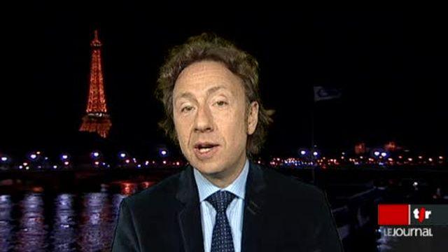 Mariages princiers de 2011: entretien avec Stéphane Bern, journaliste-animateur, en direct de Paris