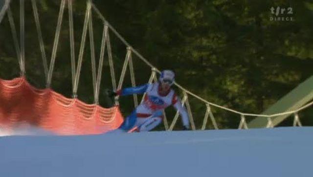 Ski alpin / descente du Lauberhorn: Carlo Janka finit 3e