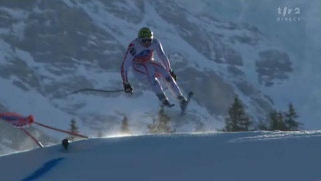 Ski alpin / descente du Lauberhorn: Klaus Kroell, le dominateur autrichien