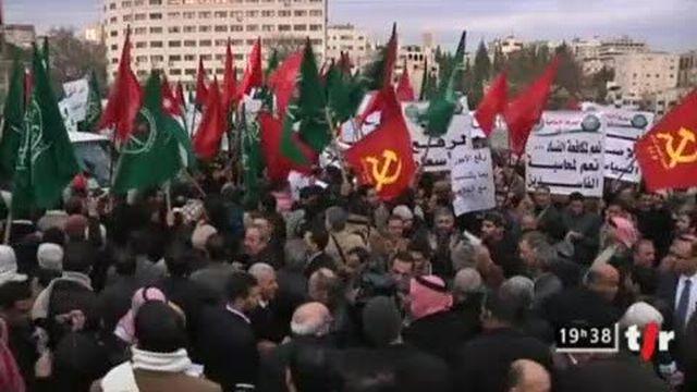 Le renversement du président Ben Ali inspire des mouvements de contestation dans plusieurs pays sous la coupe de potentats