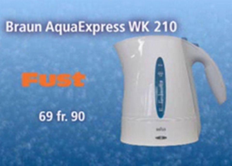 Braun AquaExpress
