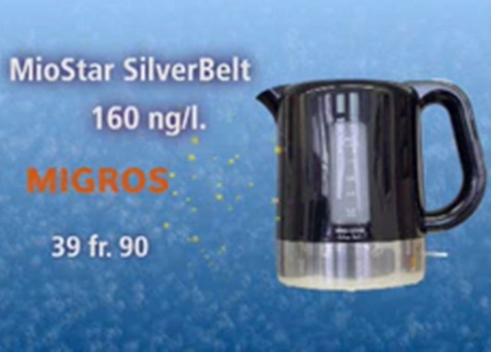 MioStar SilverBelt