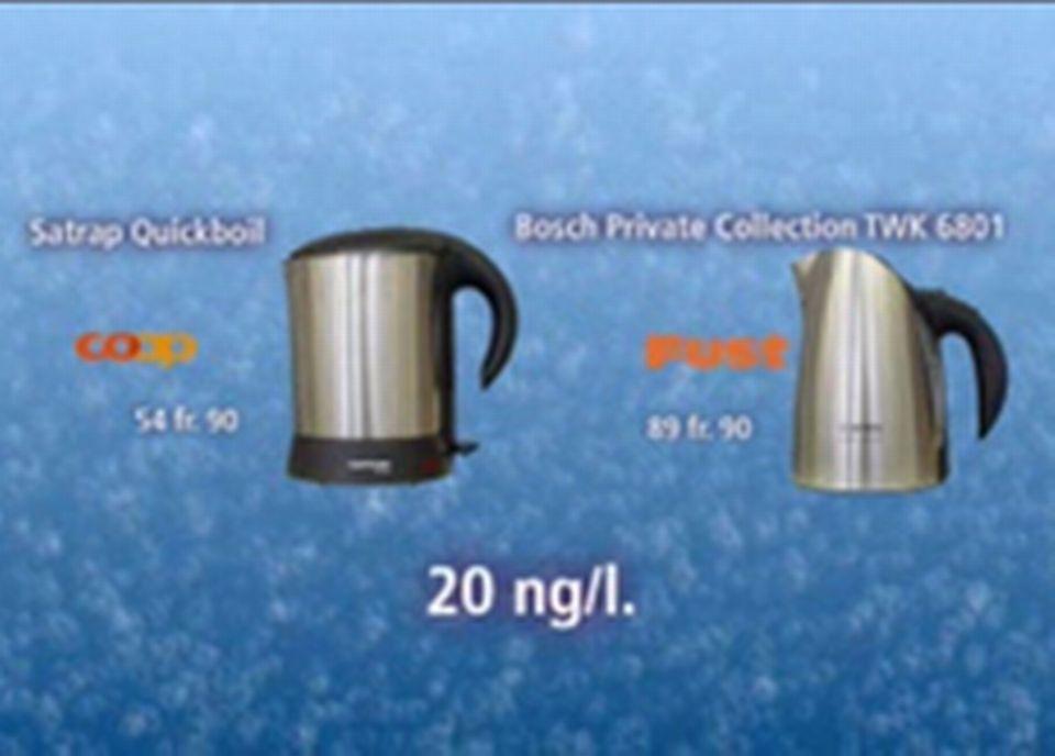 Satrap Quickboil & Bosch Private Collection
