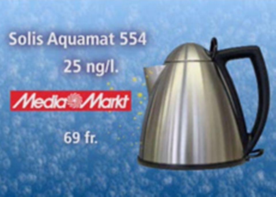 Solis Aquamat 554