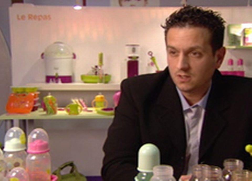 Bruno Salamone, responsable industriel et développement