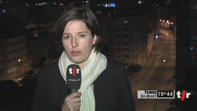 Situation en Tunisie: le point avec Malika Nedir
