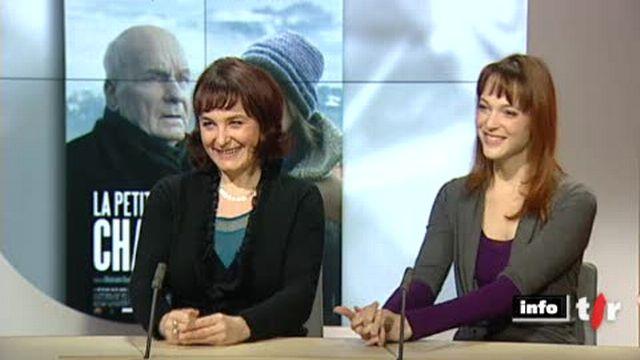 L'invité culturel: les cinéastes Stéphanie Chuat et Véronique Reymond