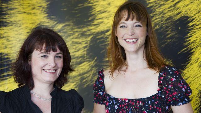 Le film des Lausannoises Stéphanie Chuat et Véronique Reymond avait été applaudi par le public à Locarno. [Jean-Christophe Bott - Keystone]