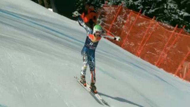 Ski alpin / Descente de Kitzbühel: Pas franchement à la fête depuis le début de saison, Bode Miller réalise une performance de référence sur la Streif!
