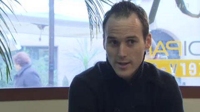 Football: rencontre avec Steve Von Bergen, joueur à Cesena