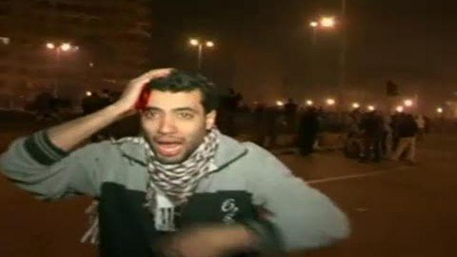 Séquences choisies – L'Egypte s'embrase