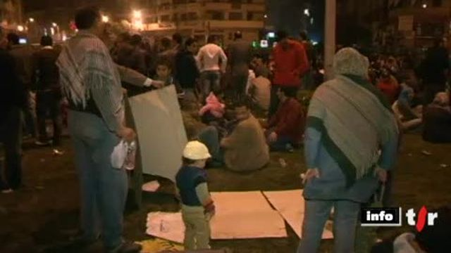 Egypte: des manifestations sans précédent ont eu lieu mardi pour exiger le départ du président Moubarak