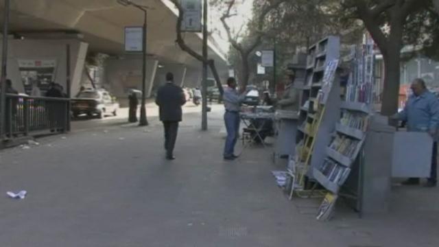 L'opposant égyptien Mohammed ElBaradei de retour