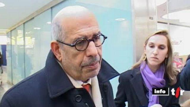 Egypte: Mohamed ElBaradei fait son retour au pays