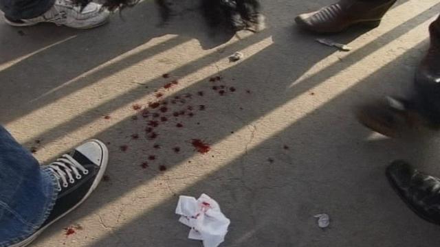 Séquences choisies – Violences en Egypte