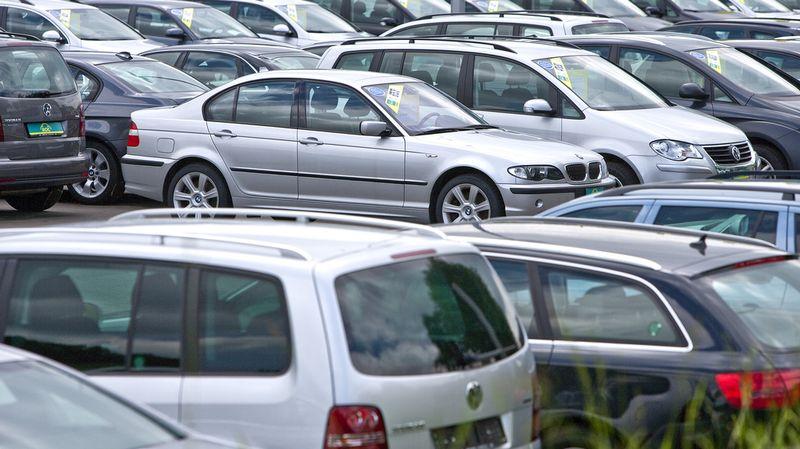 Voiture D Occasion >> Record D Immatriculations De Vehicules D Occasion En Suisse