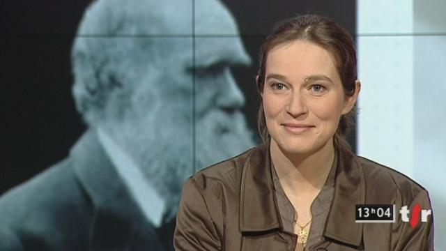 L'invitée culturelle: Claire Clivaz, professeure de théologie, co-auteur d' un ouvrage sur le créationisme et la théorie de l'évolution