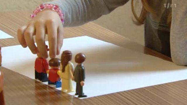 Enfants du divorce : mettre des mots sur les maux