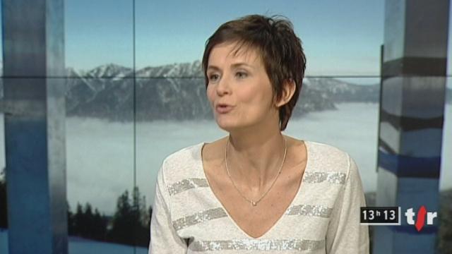 TSR découverte: le chronométrage avec Tania Chytil