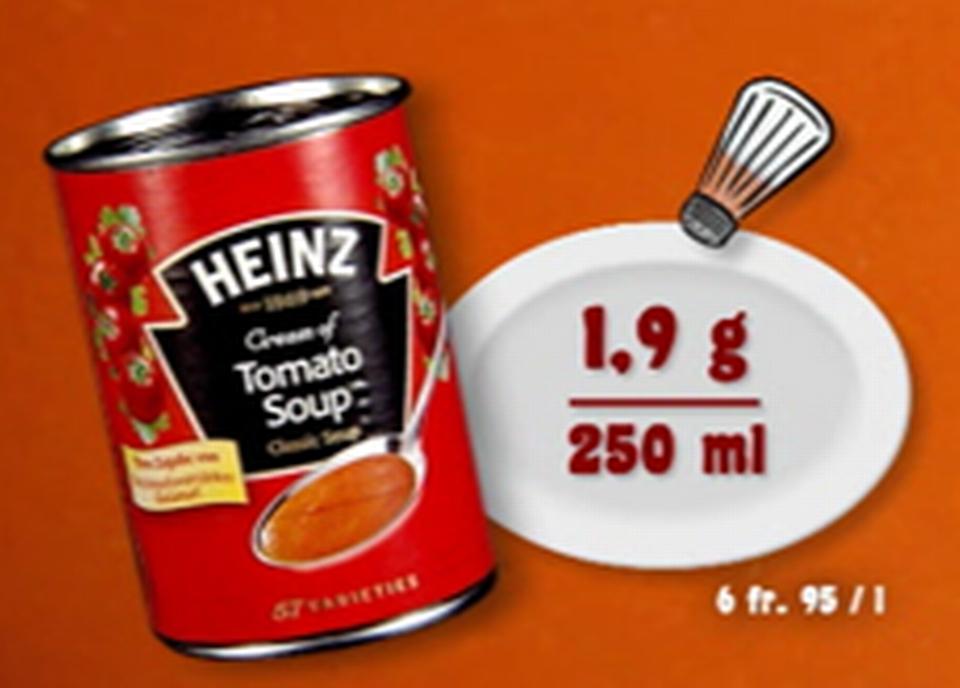 Heinz brique
