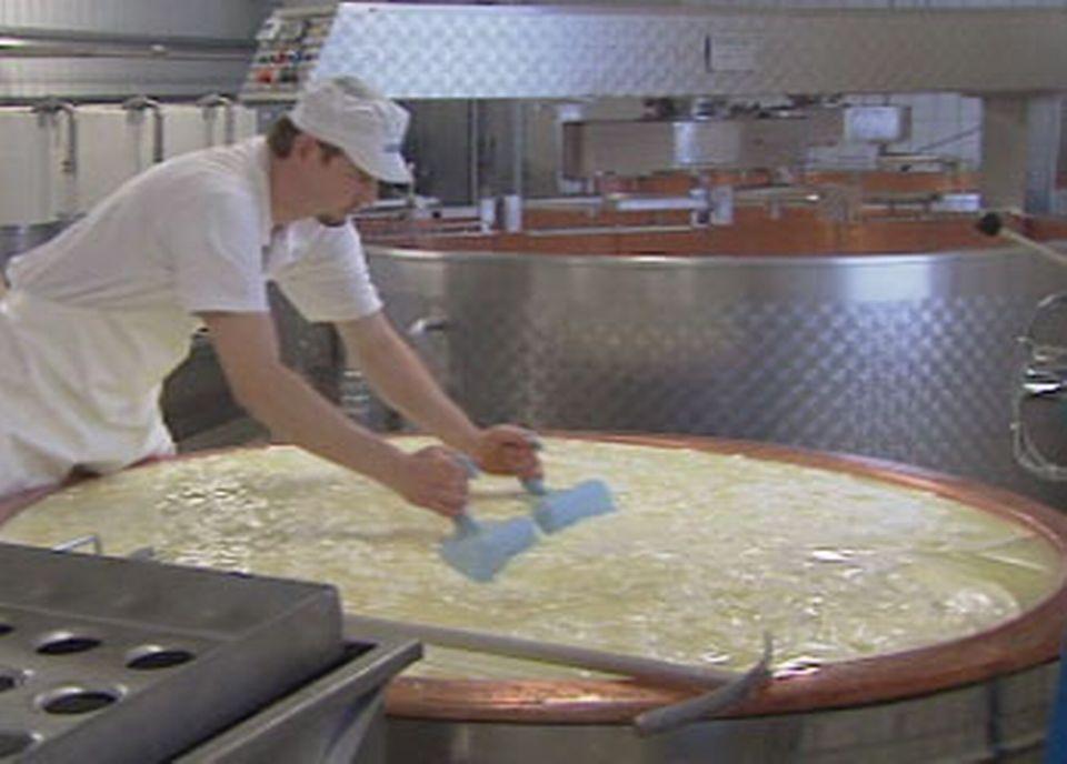L'affinage d'un vacherin au lait cru dure au moins 21 jours