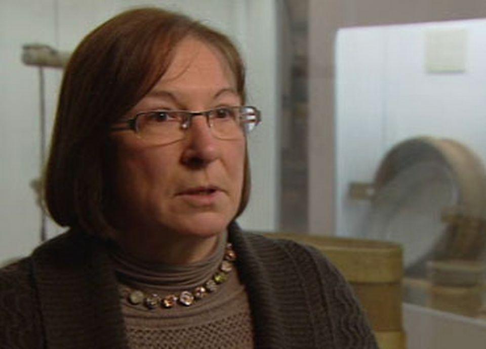 Dominique-Angèle Vuitton, professeur d'immunologie clinique à l'Université de Franche-Comté.