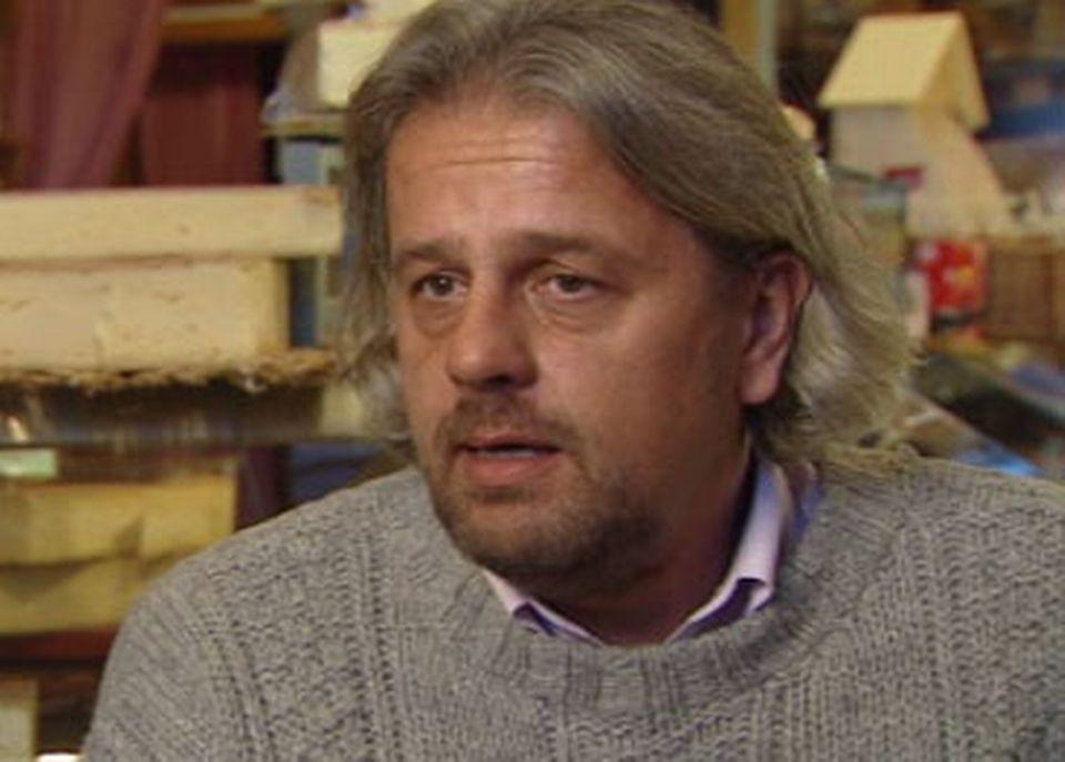 Le journaliste Dominik Flammer a écrit un ouvrage sur les fromages suisses.