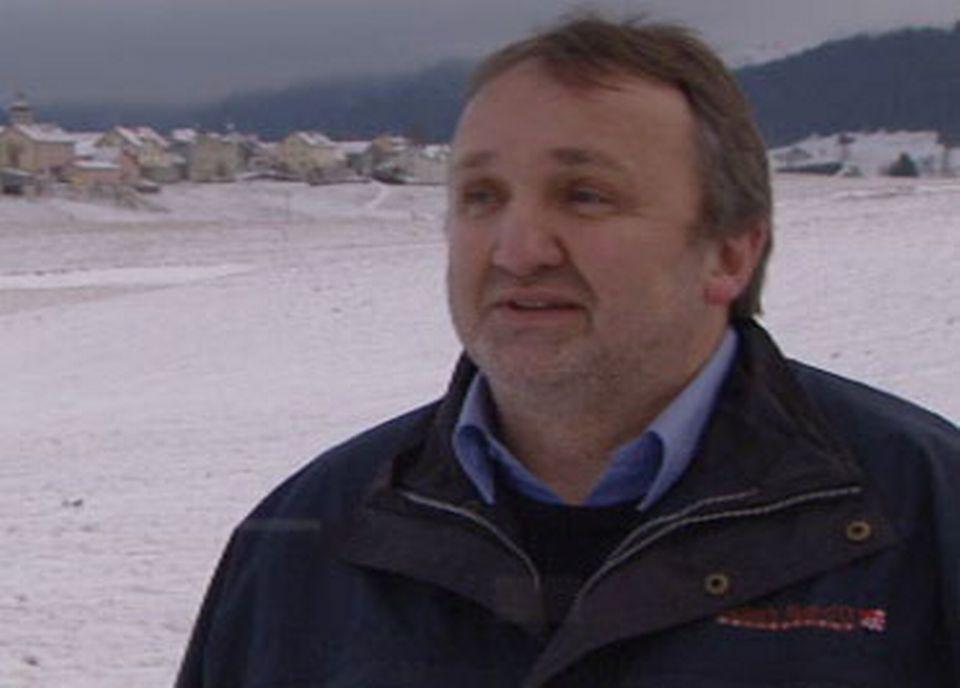 Pascal Monneron a subi de plein fouet la crise du vacherin dans les années 1980.