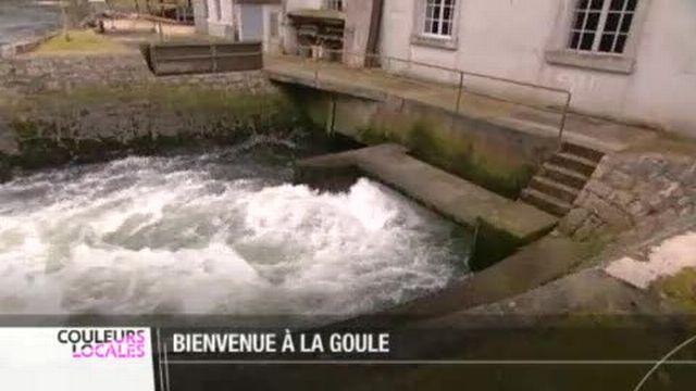 JU: découverte d'une des plus vieilles centrales hydrauliques de Suisse
