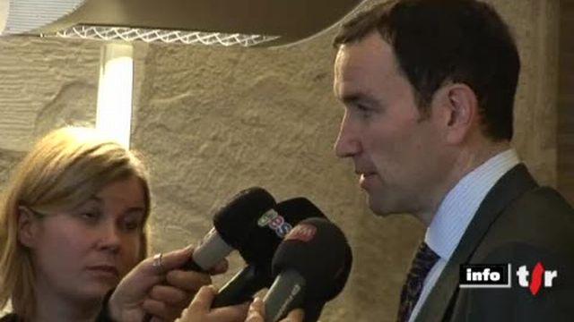 Logements à Genève: le conseiller d'Etat Mark Muller est la cible d'une dénonciation pénale déposée par le MCG