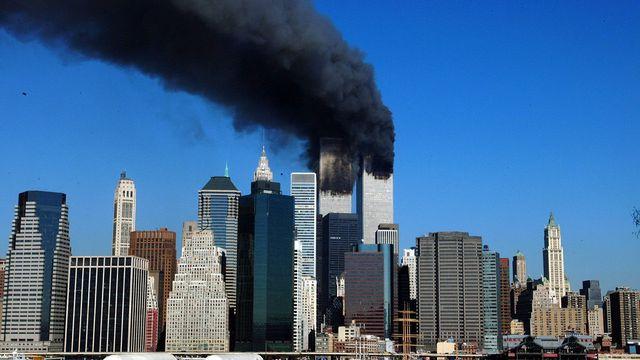 Les internautes peuvent revivre minute par minute la journée du 11 Septembre 2001. [Henny Ray Abrams - AFP]